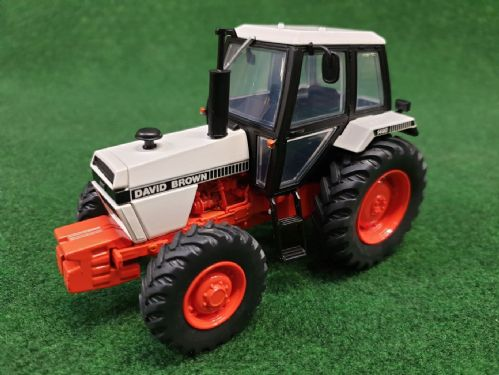 David Brown 1490 4wd (1:32 Scale)